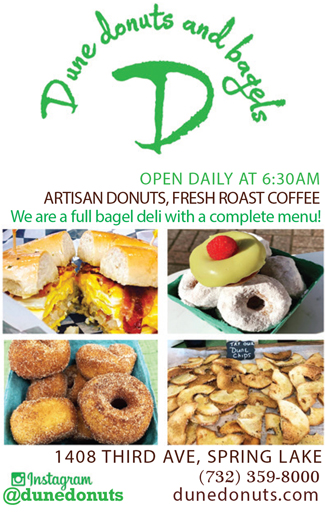 Dune Donuts Bagels Full Service
